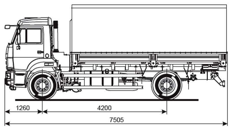 KAMAZ 43253-28(R4)